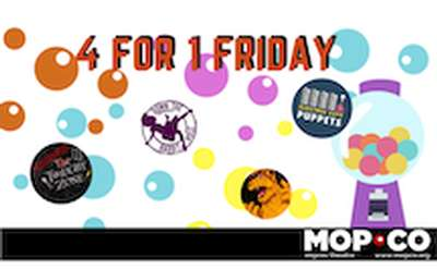 4 for 1 Friday Banner