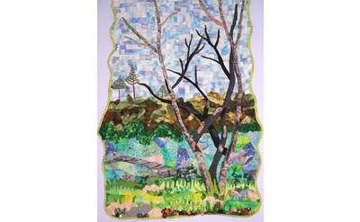 Landscape Quilt Photo 1