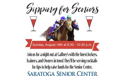 sipping for seniors event image