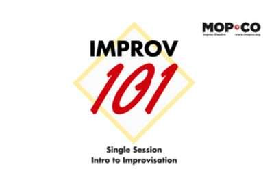 Improv 101 Banner