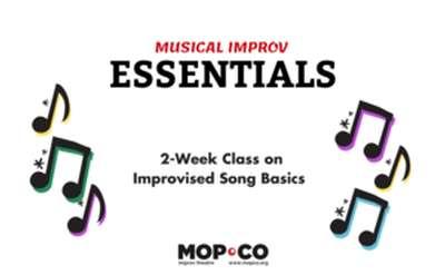 Music Improv Essentials Banner