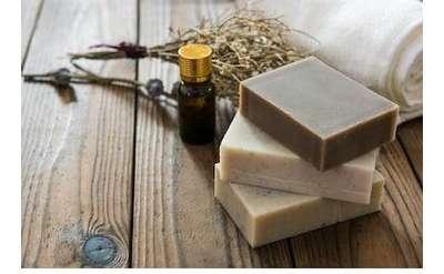 Goat Milk Soap Photo