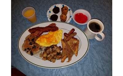 Breakfast Plate Photo