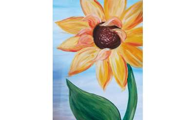 """""""Paint Flowers with Grace"""""""