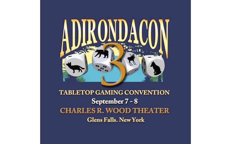 Adirondacon 3 Poster