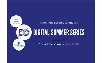 Digital Summer Series: Learn How to Grow Your Business Online