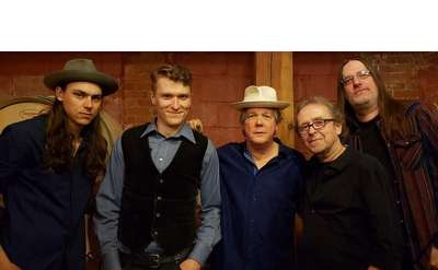 Steve Forbert & The New Renditions Photo