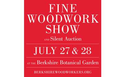 Fine Woodwork Show Poster