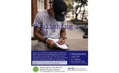 Publishing 101 Poster