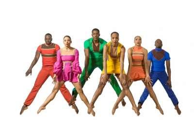 Philadanco Dancers Photo