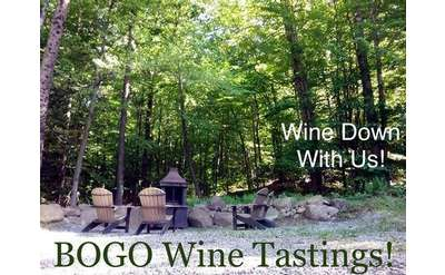 Wine Down Fridays at Ledge Rock Hill Winery
