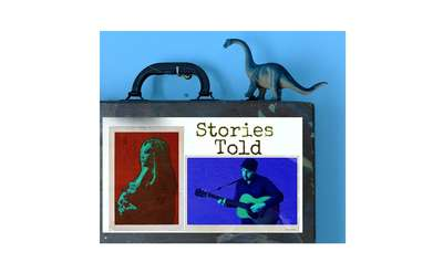 Stories Told Performing at Ledge Rock Hill Winery
