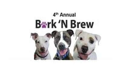 Bark 'N Brew Banner