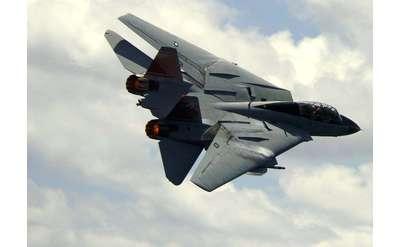 Tomcat Fighter Aircraft Photo