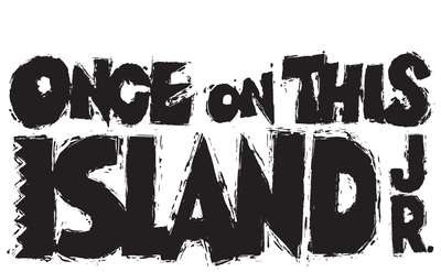 Once On This Island Jr. Banner