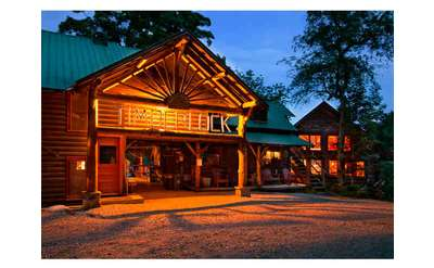 Timberlock Resort on Indian Lake