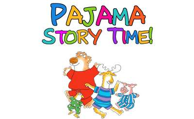 PJ Storytime at Hudson Falls Free Library!