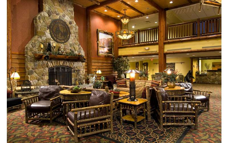 Great Escape Lodge Lobby