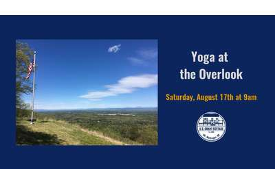 Yoga at the Overlook
