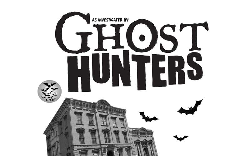 Aug 12 2019 Ghost Tours of the Canfield Casino - Monday, Aug 12