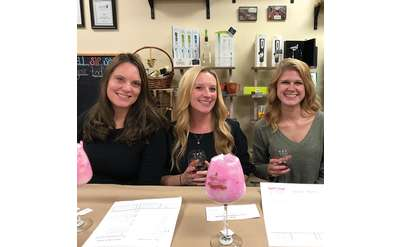 Uncork & Craft at ADK Winery this October - $10 for every ticket donated to Making Strides Against Breast Cancer!