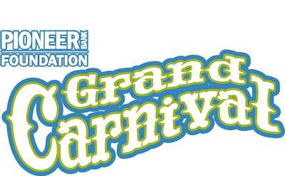 Pioneer Bank Foundation Grand Carnival Logo