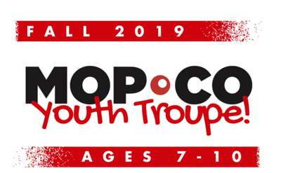 Fall Youth Troupe at Mopco