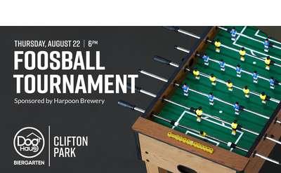 Foosball Tournament at Dog Haus Biergarten Clifton Park