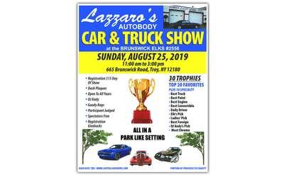 Lazzaro's Car Show