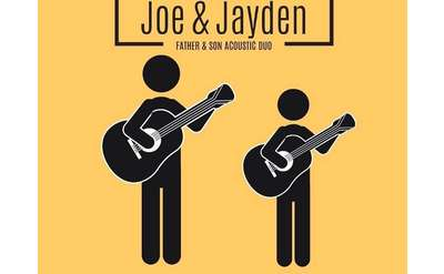 Joe & Jayden Father & Son Acoustic Duo Perform at Ledge Rock Hill Winery