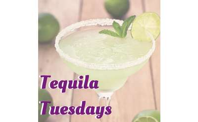 Tequila Tuesdays at Palette Cafe