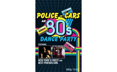 Police-Cars: An 80s Dance Party