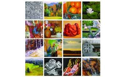 Art work by our member artists.