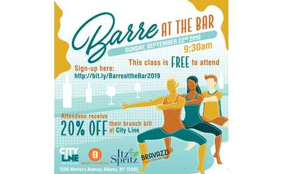 Barre at the Bar - September 2019 Event