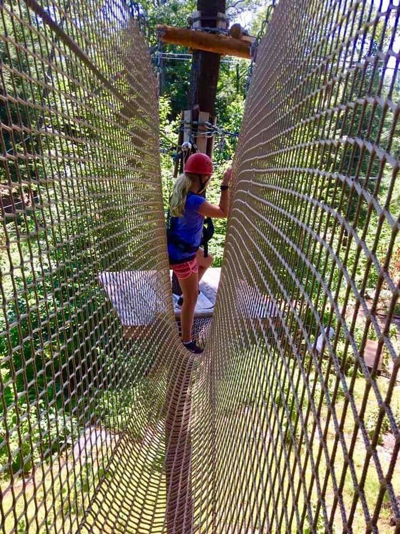 Aerial Adventure Park