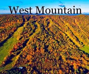 Fall Foliage on the Mountain