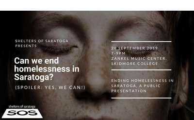 homelessness In Saratoga