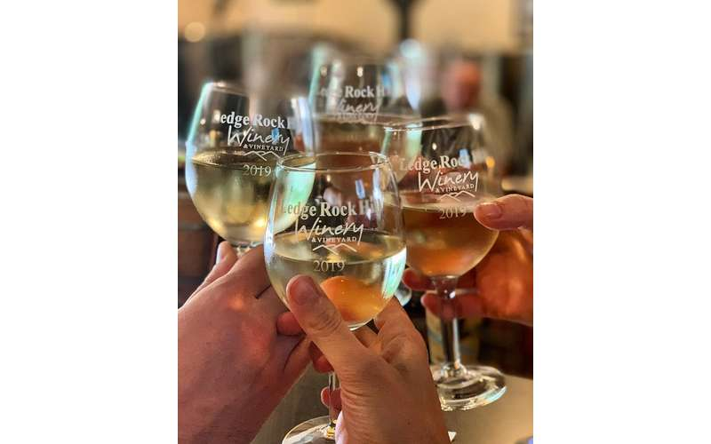 Sip & Savor Sundays at Ledge Rock Hill Winery
