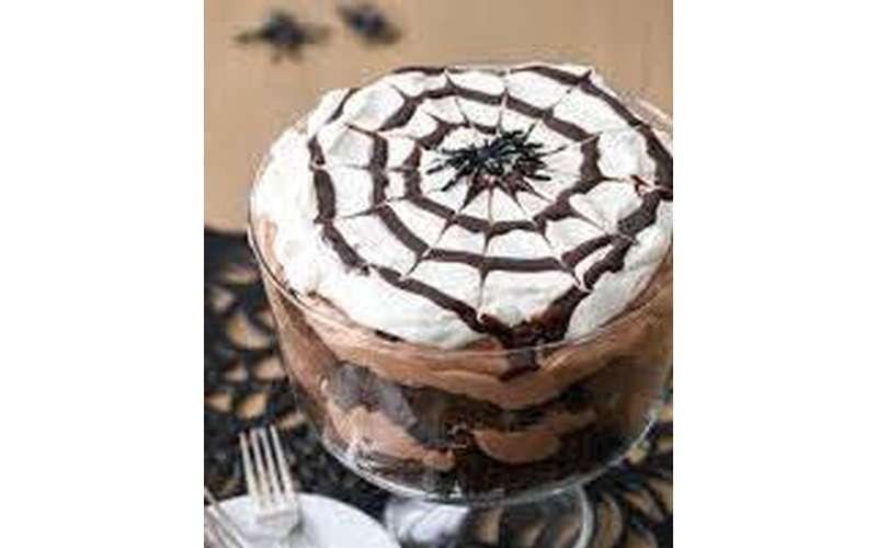 spider trifle