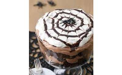 spider trifle