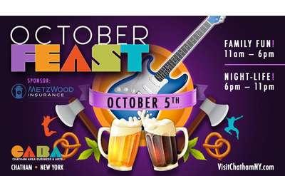 Octoberfeast Chatham NY