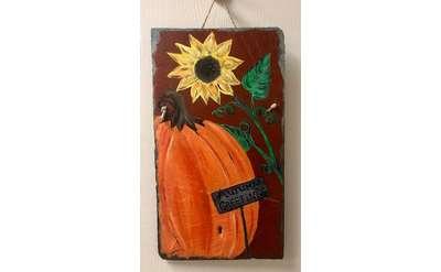 Fall Slate Paint & Sip