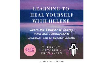 learning to heal yourself with helene