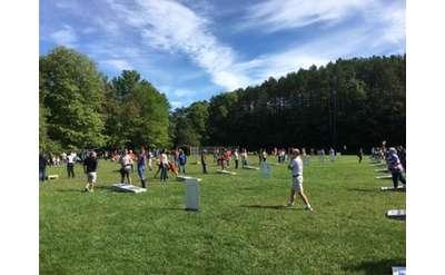 Budweiser Folds of Honor Cornhole Tournament