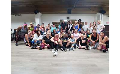 Downtown Studio Fit Zumba Party!