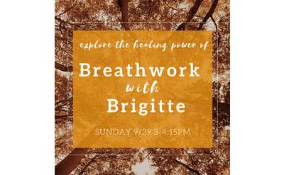 Breathwork Workshop at KindNest 9/29/19