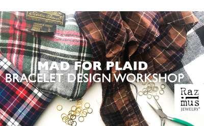 Mad for Plaid Banner