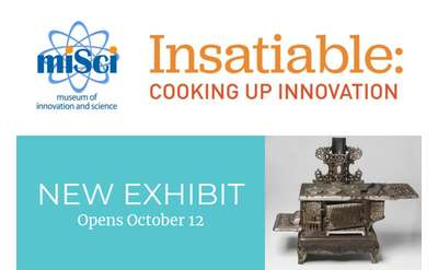 Insatiable: Cook Up Innovation