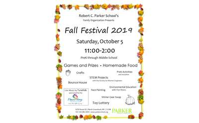 Parker School's Fall Festival