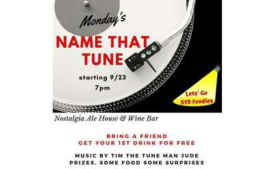 Name That Tune Mondays